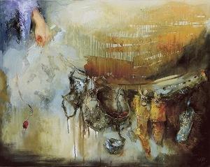 Interpretacijos gimimas ir kūrinio mirtis Medos Norbutaitės kūryboje
