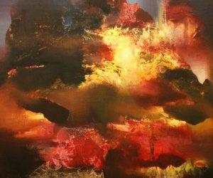 Bonaventūro Šalčio tapybos metafizika