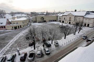 Klaipėdos meno ir kultūros kuravimas, ir kritikavimas