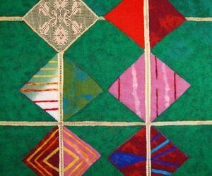 Tekstilė kaip paveikslas