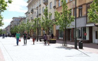 Apie miesto urbanistiką