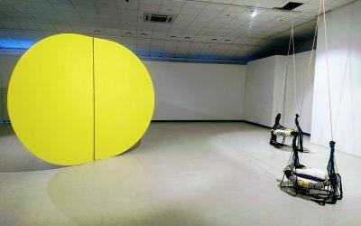 """Apie Žanetos Jasaitytės–Bessonovos parodą """"Tarpininkavimo santykiai: mano kūnas tavyje"""""""
