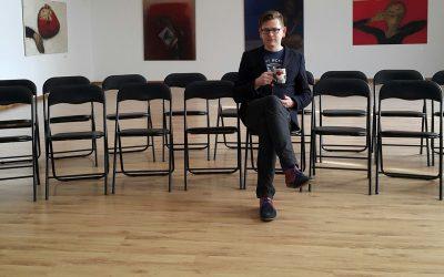 Remigijus Venckus: aš galiu turėti viską, bet ne iki galo. Iki galo aš turiu tik savo lietuvių kalbą