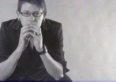 """Kadras iš dr. Remigijaus Venckaus videofilmo """"Mano sėkmės istorija"""" 2013"""