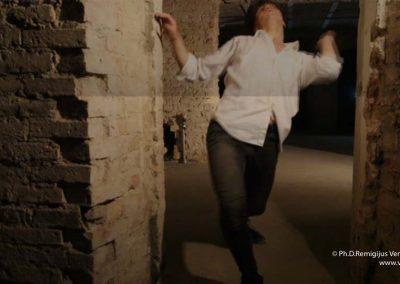 """Kadrs iš Dr. Remigijaus Venckaus videofilmo """"Laiškas"""" 2018"""