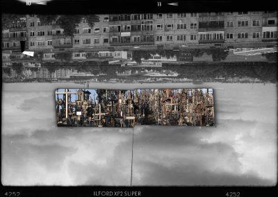 TYLOS XXIII. 2018m. Skaitmeninė spauda.60x32cm