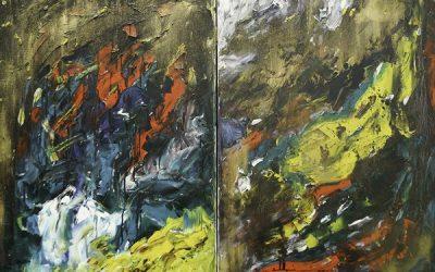 Tapyba į gyvenimą įneša chaoso, o gyvenimas chaosą grąžina į tapybą